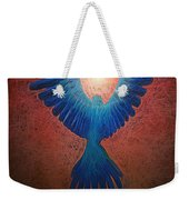All Gods Creations Have Souls Weekender Tote Bag