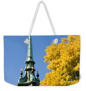 All Hallows By The Tower Weekender Tote Bag