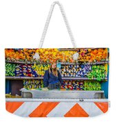 All Her Ducks In A Row Weekender Tote Bag