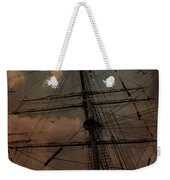 All I Ask Is A Tall Tall Ship Weekender Tote Bag