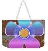 All In With Colors Weekender Tote Bag