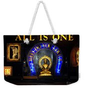 All Is One Weekender Tote Bag