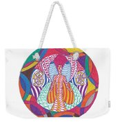 All Knowledge Is Within You Weekender Tote Bag