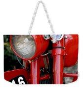 All Original English Motorcycle Weekender Tote Bag