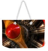 All Propped Up 2 Weekender Tote Bag