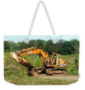 All Ready For Duty Weekender Tote Bag by Kip DeVore