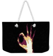 All Righty Then Weekender Tote Bag