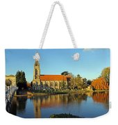 All Saints Church Marlow Weekender Tote Bag