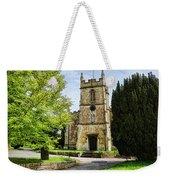 All Saints Church Weston Bath Weekender Tote Bag