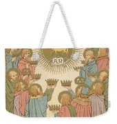 All Saints Weekender Tote Bag