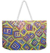 All Six's And Three's Weekender Tote Bag