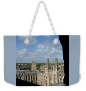 All Souls College And Beyond Weekender Tote Bag