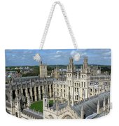 All Souls College Weekender Tote Bag