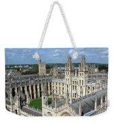 All Souls College Weekender Tote Bag