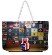 All State Flags Weekender Tote Bag