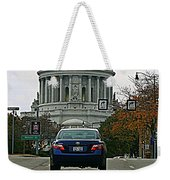 All Streets Lead To The Capital Weekender Tote Bag