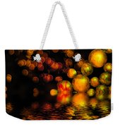 All That Glitters Is Gold Weekender Tote Bag