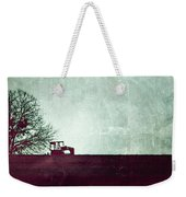 All That's Left Behind Weekender Tote Bag by Trish Mistric