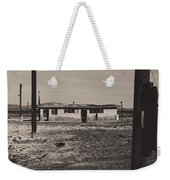 All That's Left Of Us Weekender Tote Bag