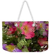 All The Flower Petals In This World 3 Weekender Tote Bag