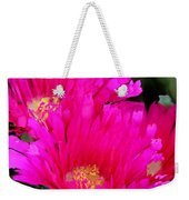 All The Flower Petals In This World 4 Weekender Tote Bag