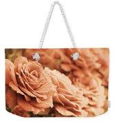 All The Orange Roses Weekender Tote Bag