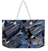 All The Peices Weekender Tote Bag