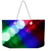 All The World's A Stage Weekender Tote Bag by Dazzle Zazz
