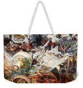 All This World Is Weekender Tote Bag