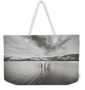 All Together Now Weekender Tote Bag by Laurie Search