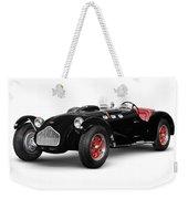 Allard J2x Vintage Sports Car Weekender Tote Bag