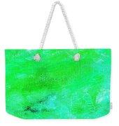 Allegory Aqua Green Weekender Tote Bag