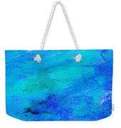 Allegory Blue Weekender Tote Bag
