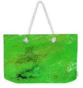 Allegory Emerald Green Weekender Tote Bag