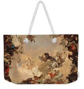 Allegory Of The Planets And Continents Weekender Tote Bag