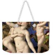 Allegory Of The Triumph Of Venus Weekender Tote Bag