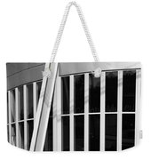 Allen County Museum Black And White Weekender Tote Bag