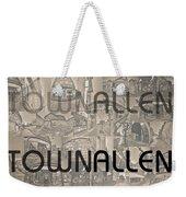 Allentown Weekender Tote Bag