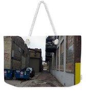 Alley 11 Weekender Tote Bag
