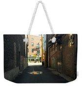 Alley 40 Weekender Tote Bag