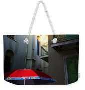 Alley Art Weekender Tote Bag