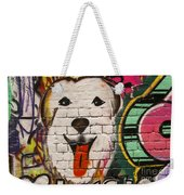 Alley Colors Weekender Tote Bag