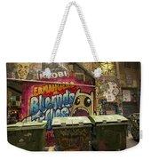 Alley Graffiti Weekender Tote Bag