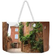 Alley In Roussillion Weekender Tote Bag