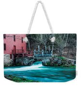 Alley Springs Mill Weekender Tote Bag