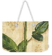 Allie's Rose Sonata 1 Weekender Tote Bag by Debbie DeWitt