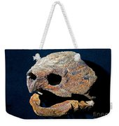 Alligator Snapping Turtle Weekender Tote Bag