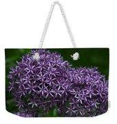 Allium Duet Weekender Tote Bag