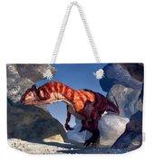 Allosaurus Weekender Tote Bag