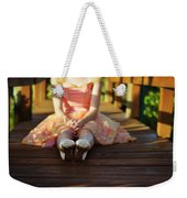 All's Well That Ends Well Weekender Tote Bag
